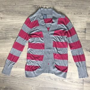 Faded Glory open front cardigan sweater size XXL